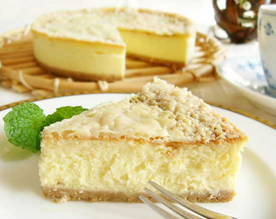 究極のチーズケーキ『@パルミ』