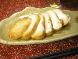 モッツァレラの味噌漬け