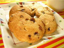 スパイシーチーズクッキー