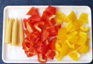 フェタのカラフルサラダ