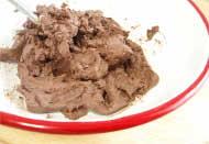 ベイクドチョコレートケーキ