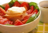 ローストクロタンのサラダ