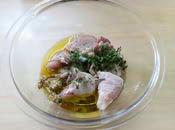 チキンとラクレットのオーブン焼き
