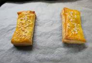 クロミエときのこのパイ包み焼き