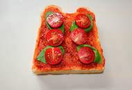 モザレラピザトースト
