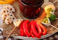モッツァレラと野菜のバーニャカウダパーティー