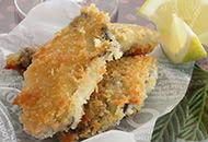 牡蠣のチーズ焼き ごちそうタルタル添え