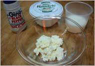 チーズドレッシング