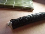 チーズのシソマヨ海苔巻き