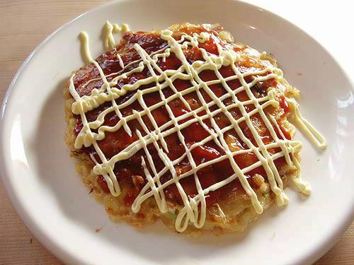 関西風お好み焼き チーズ&豚玉